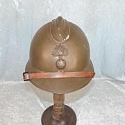 WW2 French Adrian Helmet Model 1926