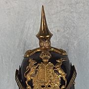 Model 1860 German Württemberg Officers Pickelhaube