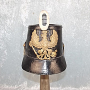 M1895 Pattern Prussian Officers Jaeger Shako