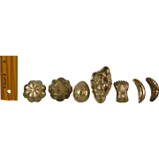 SOLD Miniature Metal Molds