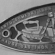 Vintage Cast Iron Trivet