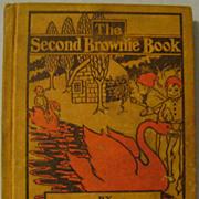 Vintage 'The Second Brownie Book'