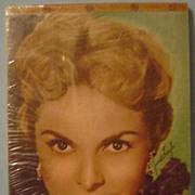 Vintage Janet Leigh Tablet