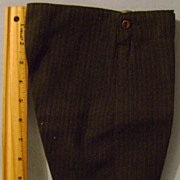 Vintage Small Boys First Trousers