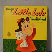 Vintage Little Lulu Tell-a-Tale Book