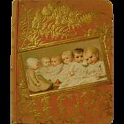 SOLD Vintage Trade Card Album