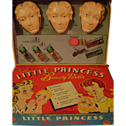 Vintage Little Princess Beauty Parlor