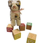 Darling Steiff Kitten for Your Bisque Head Dolls
