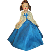 "Rare Madame Alexander Cissy Doll - Melanie - A ""Gone With the Wind"" Portrait Doll fr"