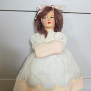 Sweet Lenci-Like Doll - Original Clothing - Nice Condition