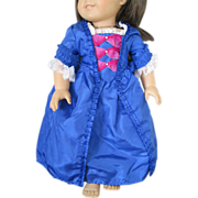 Pleasant Company American Girl Doll Tagged Dress