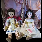 Marc Antony & Cleopatra Dolls - Portraits of History Series Doll by Madame Alexander