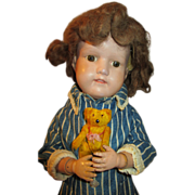 "Sweet 19"" Schoenhut Doll - Miss Dolly"