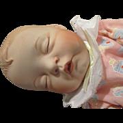 "Tiny 11"" Yolanda Bello Sleeping Baby Doll with Angelic Expression"