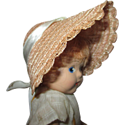Vintage Bonnet for your Vogue Ginny or Jill Doll