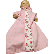 Factory Made Reversible Robe for Your Dy Dee Baby Doll