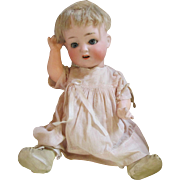 """Sweet 16"""" German 16"""" Character Baby Marked PM 23 Germany"""