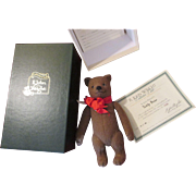 R. John Wright Teddy Bear Doll