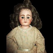 Antique Bisque Shoulder Head Mystery Doll