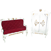 French Style Doll House Furniture