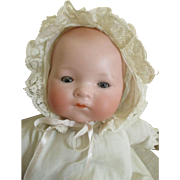 Antique German Bisque Head Dream Baby