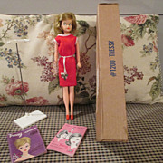 Tressy Doll in Original Box - Unplayed With - Key and Stand Included