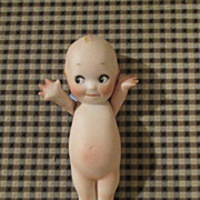 Charming Rose O'Neill Signed Kewpie - So Darling!