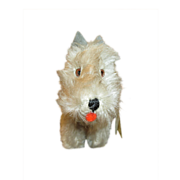Darling Hermann Teddy Dog -Perfect for your French Fashion Doll
