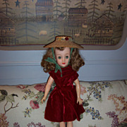 1950's Miss Revlon Doll - Nice Condition