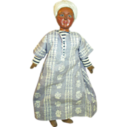 Interesting WPA doll with Tunic and Turban