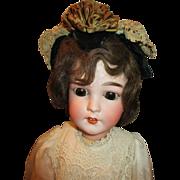 """Stunning Antique 25"""" Mold # 5700 Schoenau Hoffmeister Doll"""