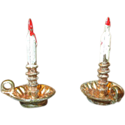 Tiny Candlesticks for you Miniature Doll House