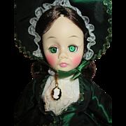 Vintage Scarlett - Madame Alexander Doll - MIB