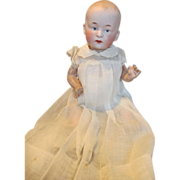 Heubach Character Baby Mold 7602 - Pouty Baby