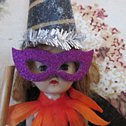 Cute Halloween Pam Doll - Just Having Fun
