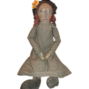 SOLD Gorgeous Artist Doll by Mary Lambeth.