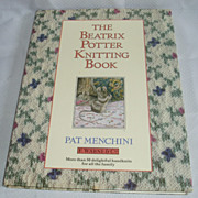 Beatrix Potter knitting book