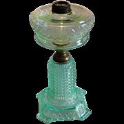 Thousand Eye Apple Green Oil Lamp