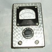 Ohm's meter