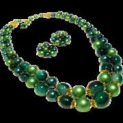 Beautiful Mid-Century Beads from Hong Kong