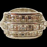 Glamorous Christian Dior Crystal Ring