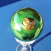 SALE Antique Kugel Christmas Ornament