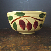 SALE Watt Pottery Red Bud or Teardrop #5