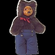 "SALE Robert Raikes ""Cookie"" 12 inch Black Bear #660330"""