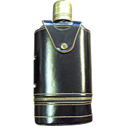 SALE Flask made by Shields of Fifth Avenue