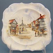 Lancaster & Sons Vintage Porcelain Plate