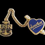 Sweetheart, USN Pin