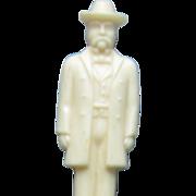 Swizzle Stick, Jack Daniel Whiskey, President Theodore Roosevelt