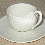 Limited Edition Vintage Lenox Bone China Cup and Saucer