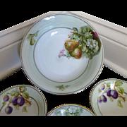 Bavaria Fruit Bowl set of 6
